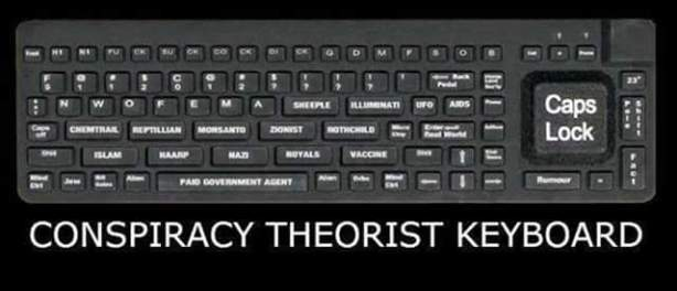 New keyboard for the left over left utopia you are standing in
