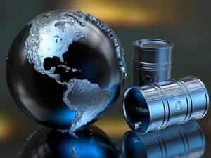 It's an Oil World