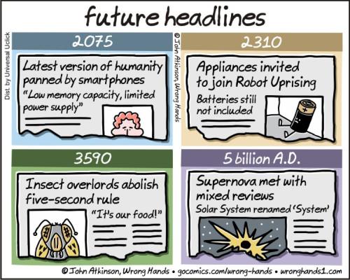 future headlines
