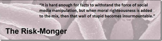 When does the wall of stupid become insurmountable?