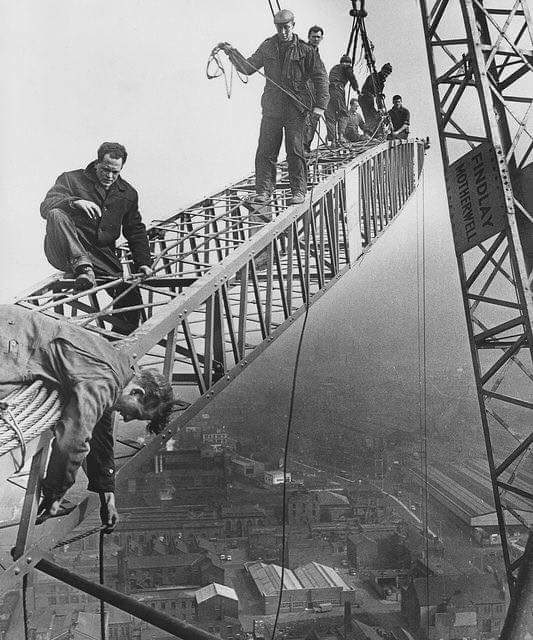Workplace safety has come a long way