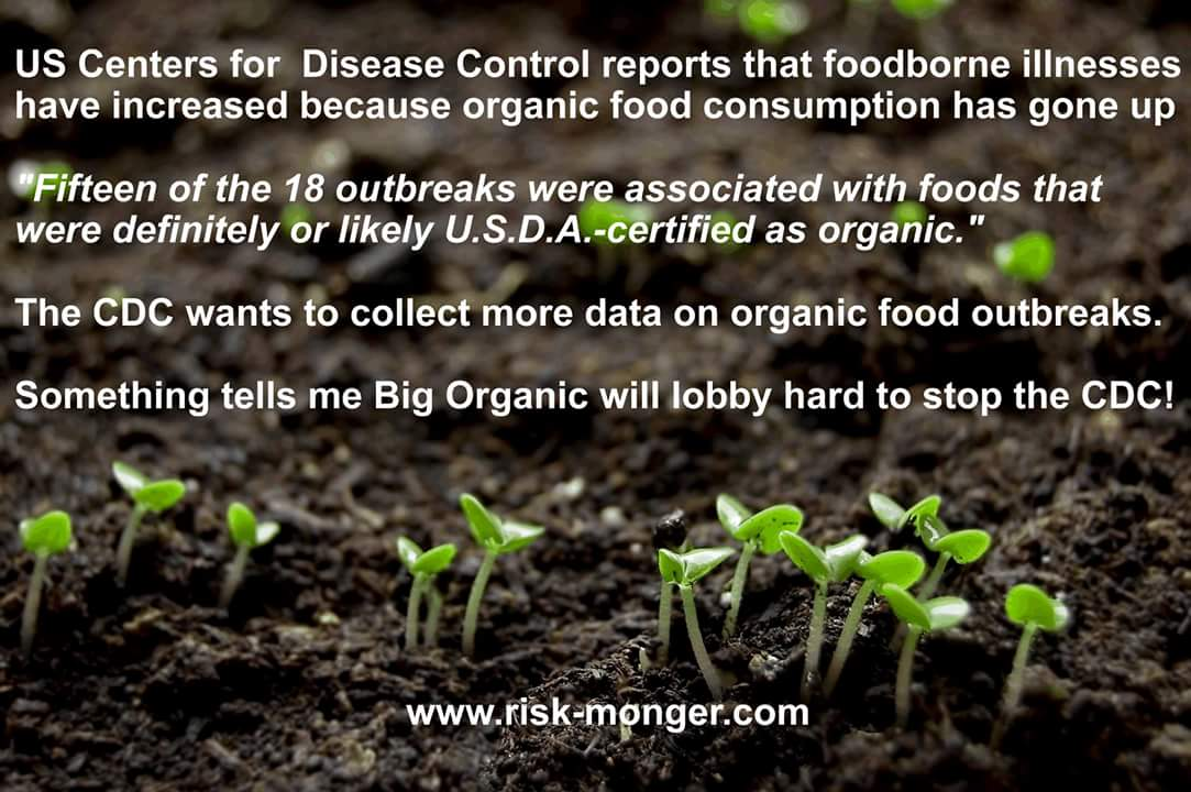 More reasons to ban organic food