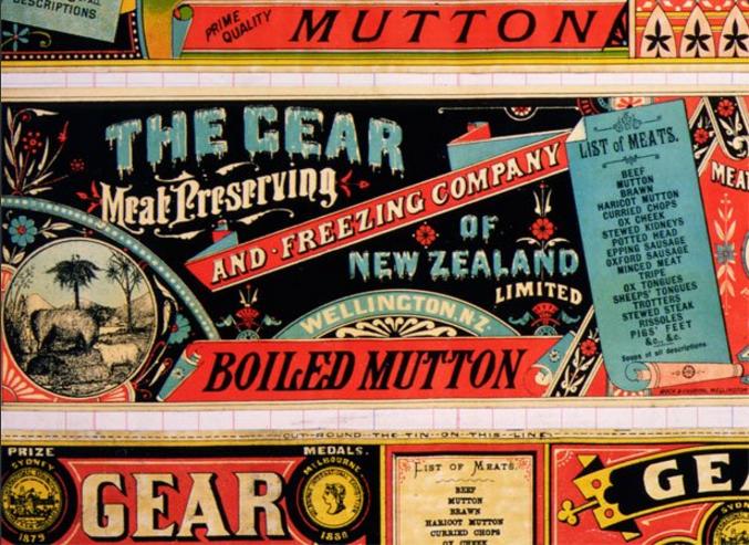 #OTD 1882 1st frozen meat shipment leaves#NewZealand