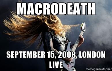macrodeath