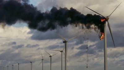 turbine burns-Netherlands