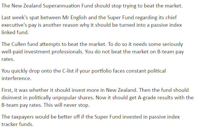My op-ed on the NZ super fund in the New Zealand Herald