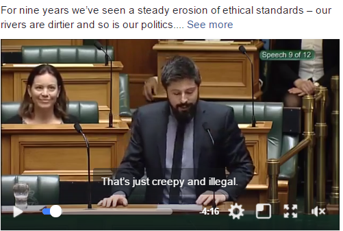 #Greenbaublesofoffice will @NZGreens be as smug when defending @WinstonPeters after theelection?