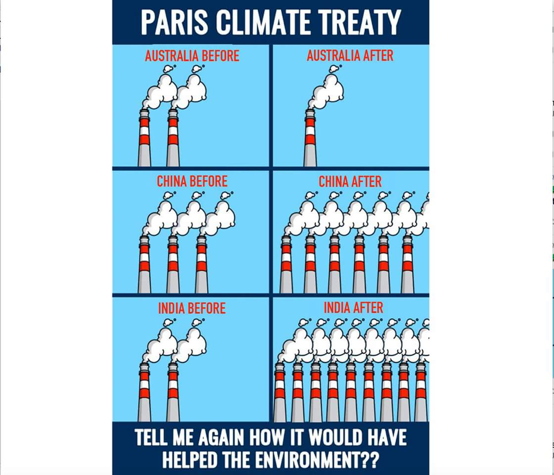 Unilateral carbon emissions as an international public goodexplained