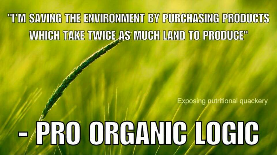 The logic of green thinking