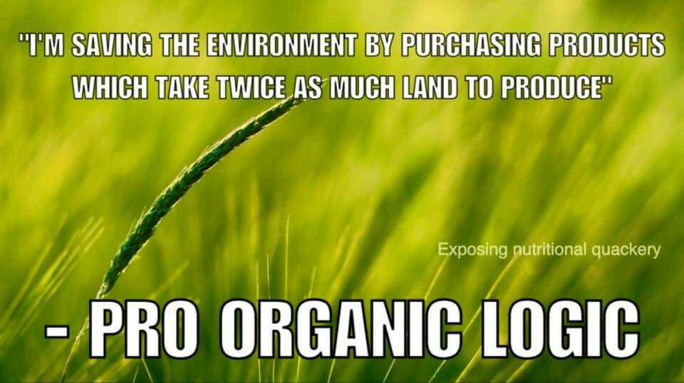 The logic of greenthinking