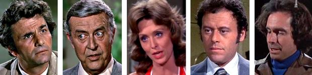 Columbo Greenhouse Jungle cast