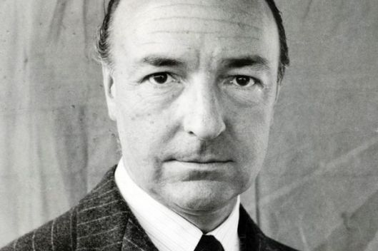 John Profumo, Secretary of State for War in the early 1960s and Christine Keeler's lover.