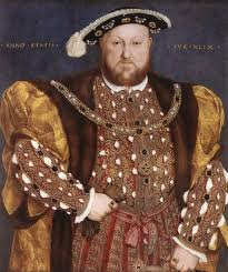 Henry VIII by Hans Holbein 1540