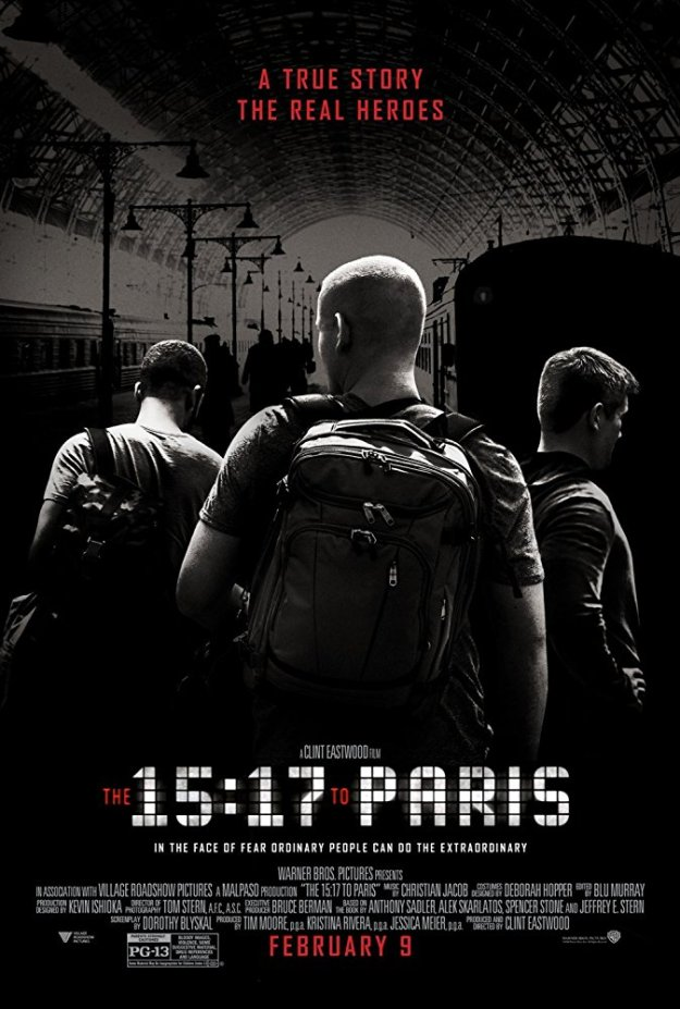 1517 to Paris poster