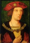 Anonymous portrait of Prince Arthur, son of Henry VII and Elizabeth of York c.1501.