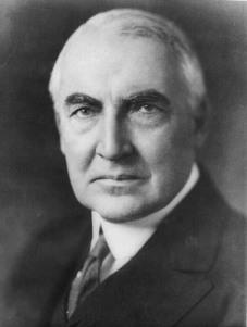 Warren Harding