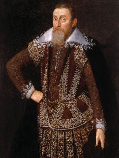 William Parker, Lord Monteagle