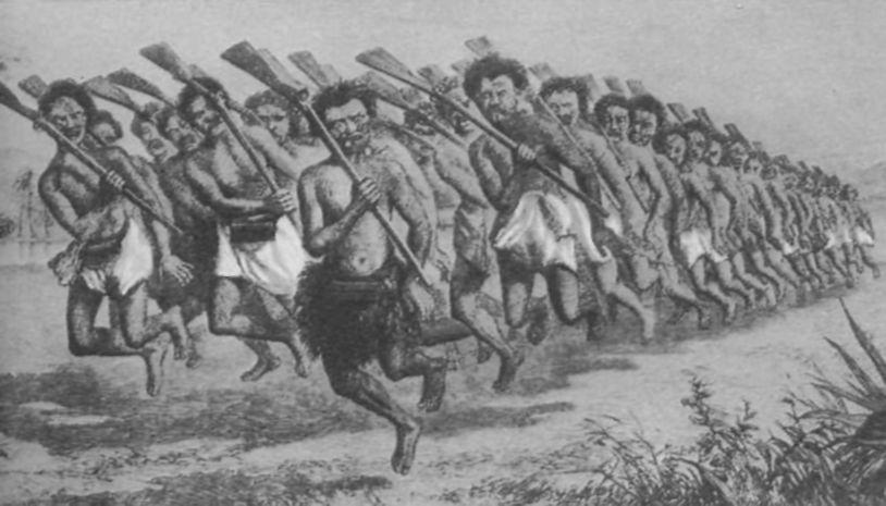 Musket Warriors