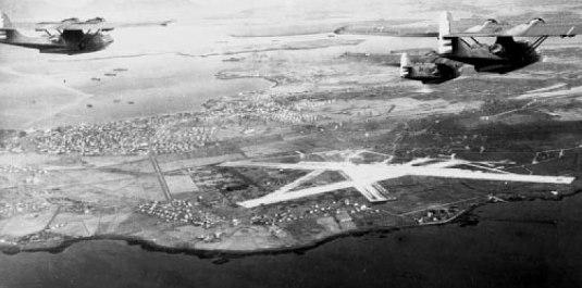 ic6 keflavik PBY-5 returning_to_Reykavik_1942